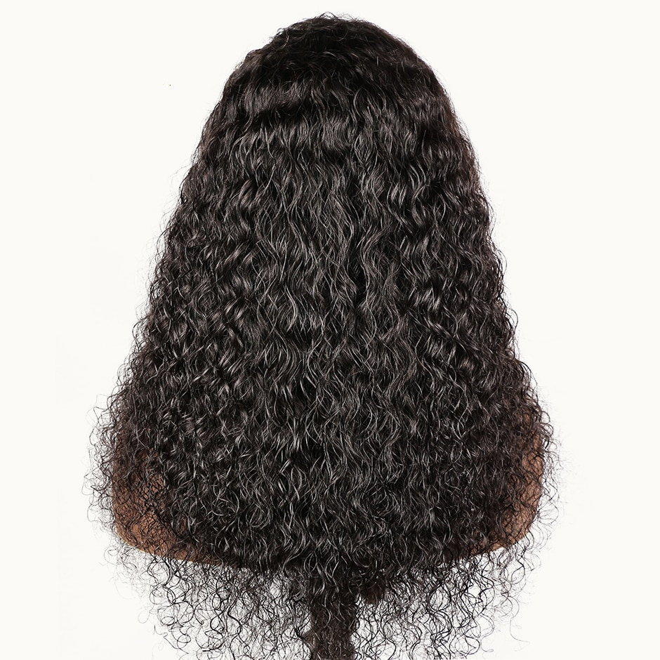 Bob Lace Curly Wig