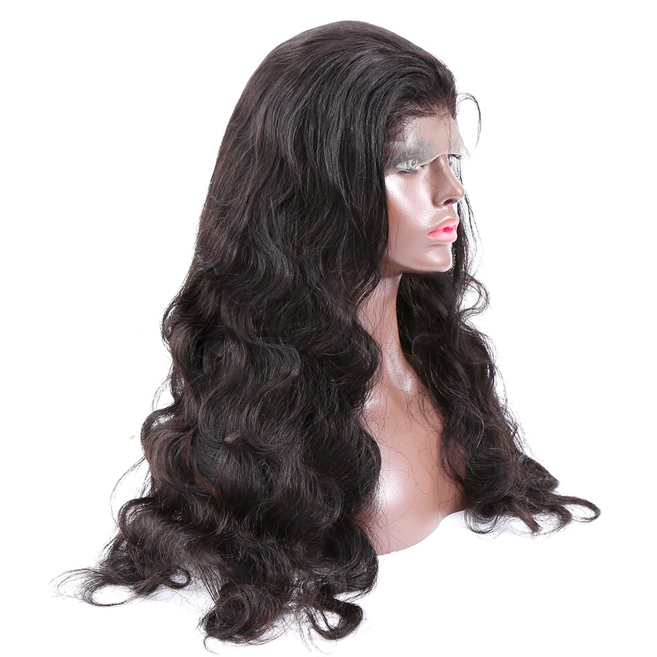 Women's Body Wave 360 Lace Frontal Wig