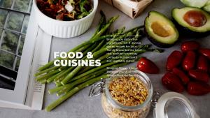 Foods & Cuisines